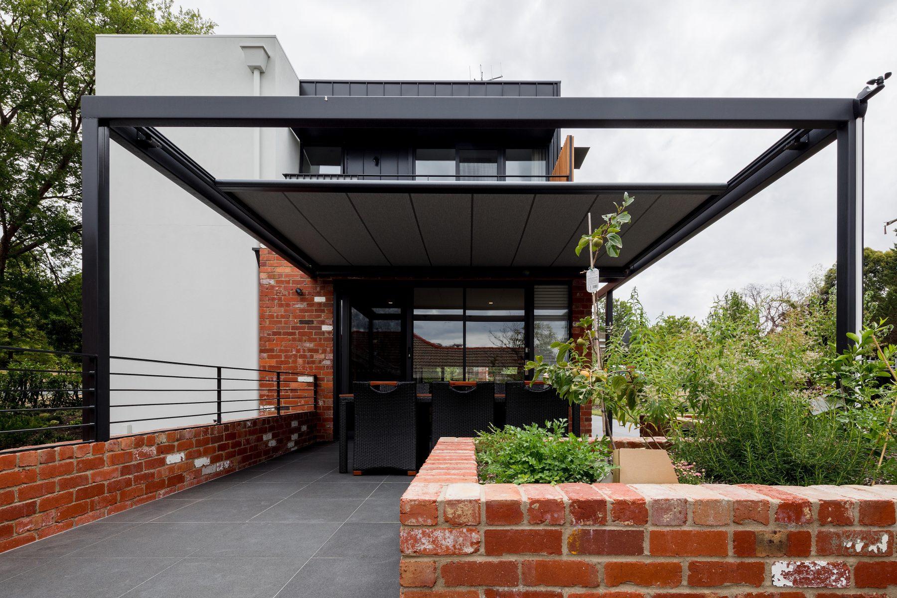 Yarralumla Brick House External