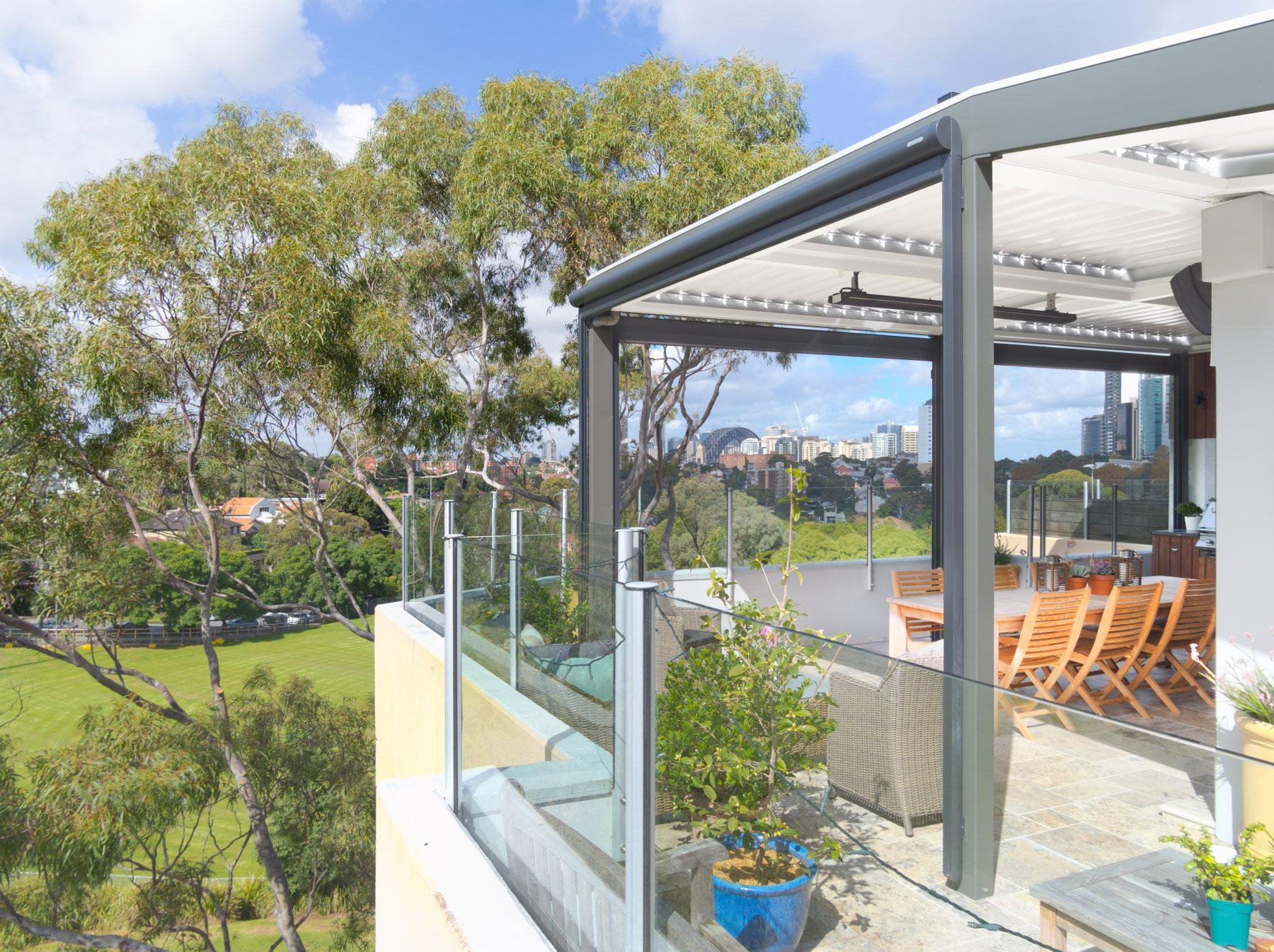 Sydney Rooftop Terrace